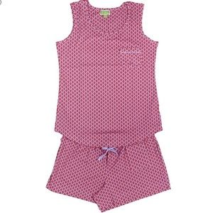 NWOT Vera Bradley Paradise summer pajamas